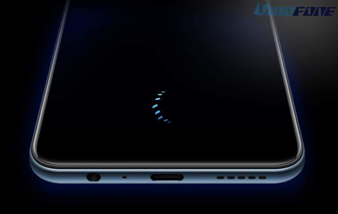 Fingerprint Sensor Di Dalam Layar