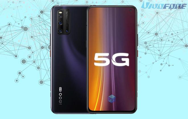 Baterai Vivo iQOO 3 5G