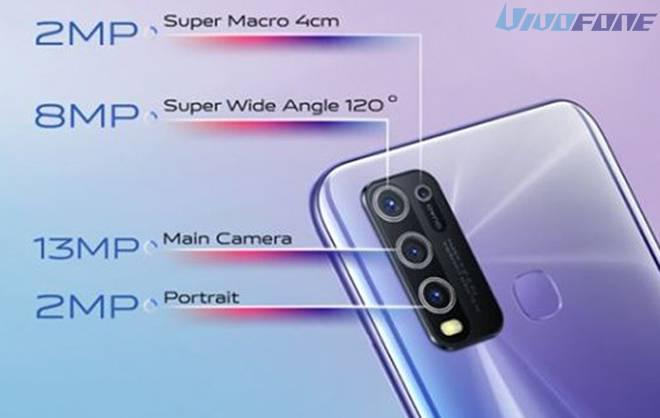 Kamera Vivo Y50