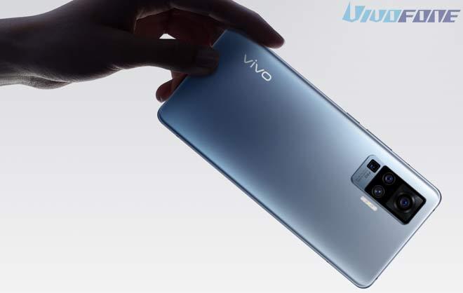 Desain Vivo X51 5G