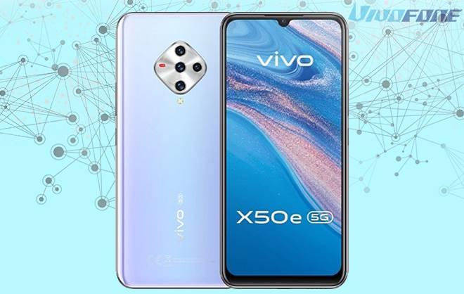 Spesifikasi Vivo X50e 5G