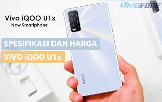 Spesifikasi dan harga Vivo U1x