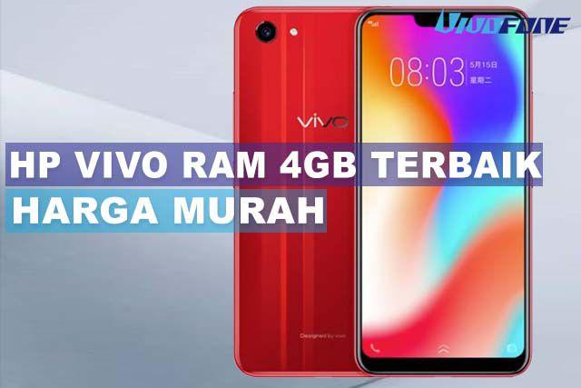 HP Vivo RAM 4GB Terbaik