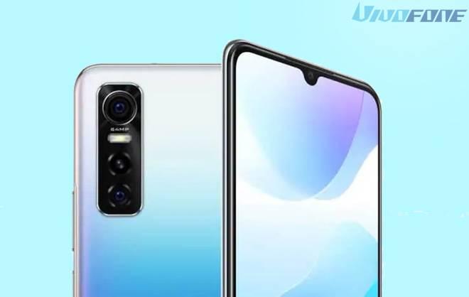 Kamera Vivo S7e 5G