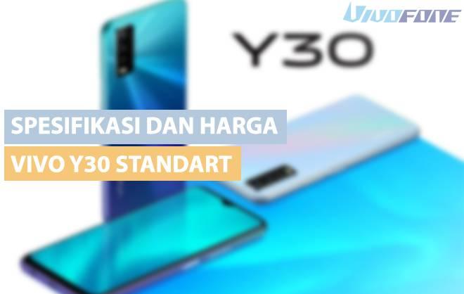 Spesifikasi dan harga vivo y30 standart