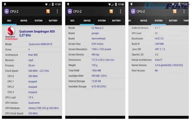 CPU ZCPU Z
