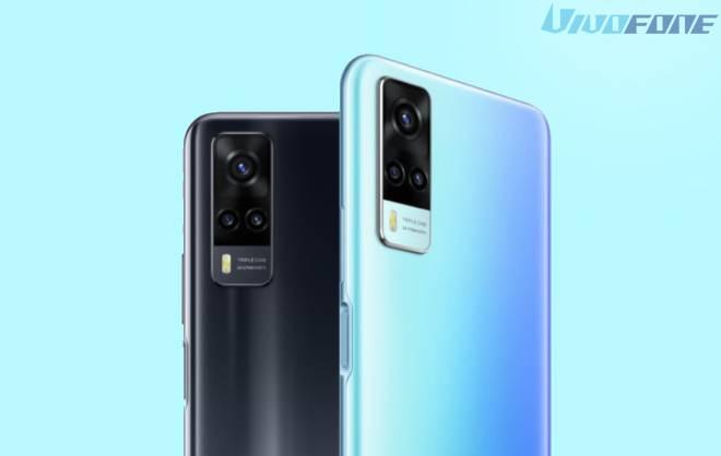 Kamera Vivo Y31