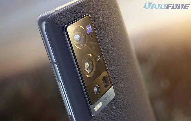 Kamera Vivo X60 Pro Plus