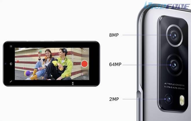 Kamera Vivo iQOO Z3