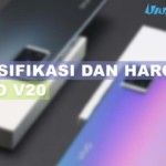 Spesifikasi dan Harga Vivo V20 2021