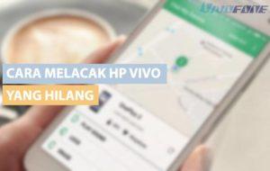 melacak Hp Vivo yang hilang