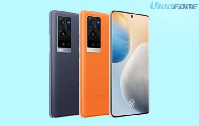 Spesifiaksi Vivo X70